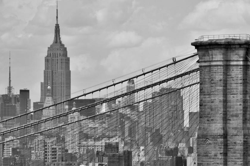 Empire State Building - Brooklyn Bridge