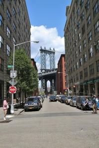 Down Under the Manhattan Bridge Overpass (DUMBO), NYC - May 2015